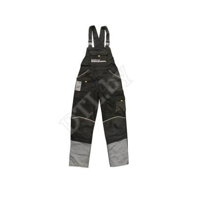 Профессиональная одежда для мойщиков авто КОМБИНЕЗОН черный, размер L