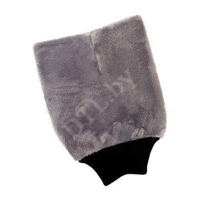 PLUSH WASH MITT Плюшевая особо мягкая рукавица для мойки PURESTAR