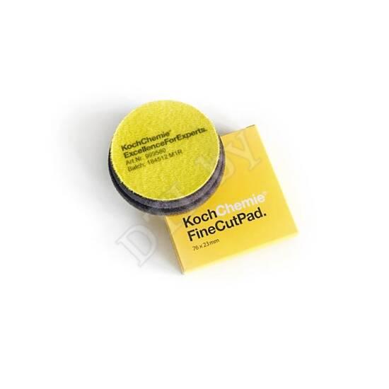Fine Cut Pad Полировальный круг Koch-Chemie 76 х 23 мм