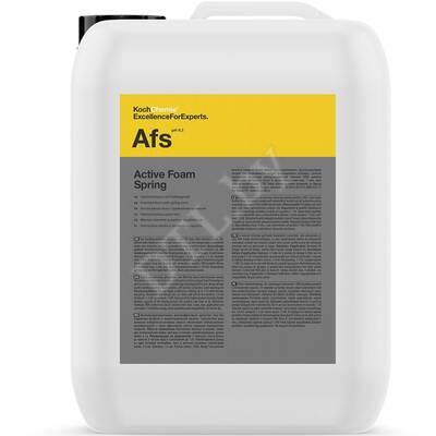 Active Foam Spring Высококонцентрированный, активный шампунь  Koch Chemie 33 л.