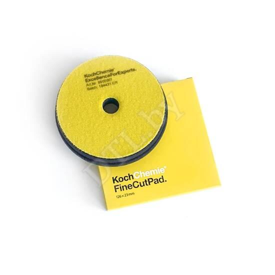 Fine Cut Pad Полировальный круг Koch-Chemie 126 х 23 мм