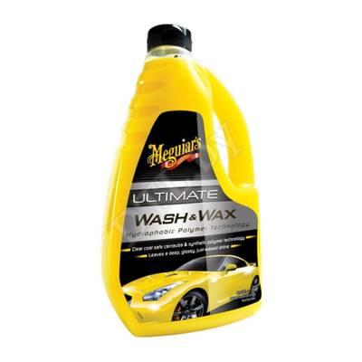 Автомобильный шампунь Ultimate Wash & Wax 1.42 л