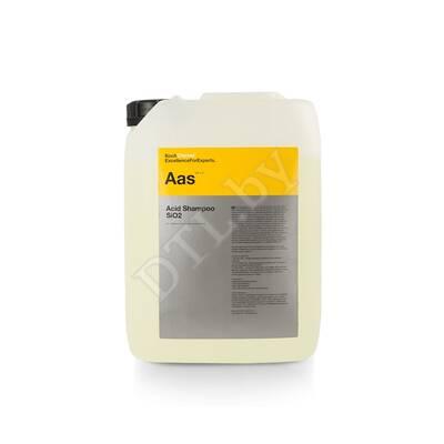 Acid Shampoo SiO2 Кислотный шампунь Koch-Chemie 11 кг