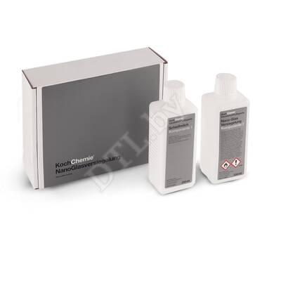 Нано-покрытие стекла NANO-GLAS VERSIEGELUNG SET1 250 ml