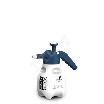 Ручной синий помповый опрыскиватель Industry ergo Alka line 1500 (EPDM)