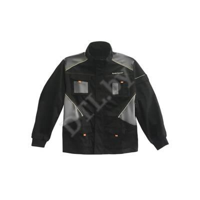 Профессиональная одежда для мойщиков авто КУРТКА черная, размер L