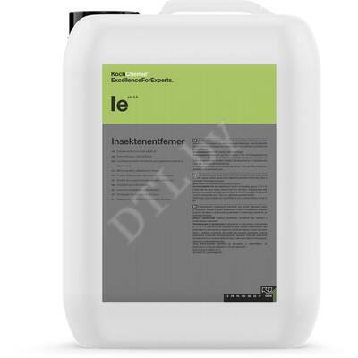 Insektenentferner Слабощелочной очиститель для удаления следов от насекомых Koch-Chemie 11 кг