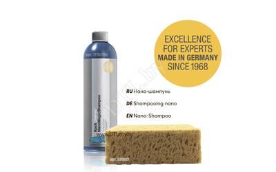 NanoMagicShampoo Nano-Shampoo 750 ml.