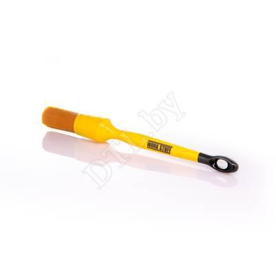 Кисть для детейлинга Detailing Brush Albino Orange 24 mm