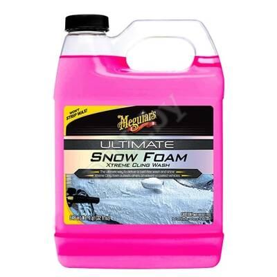 Автомобильный шампунь Ultimate Snow Foam Extreme Cling Wash 946 мл