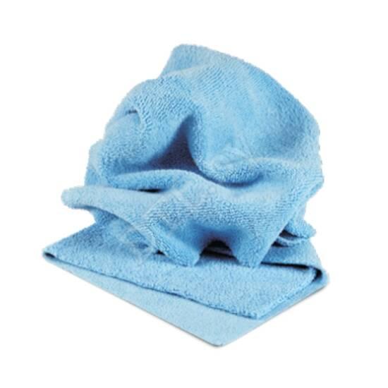 PROFI-MICROFASERTUCH BLAU Микрофибра салфетка 40*40 см, голубая, 400гр