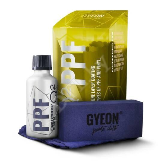 PPF Q2 (50 ml) однокомпонентное кварцевое защитное покрытие для всех типов современных полиуретановых и виниловых защитных пленок