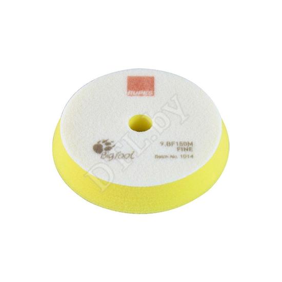 Полировальный круг Rupes Bigfoot мягкий 130/150 мм (желтый)