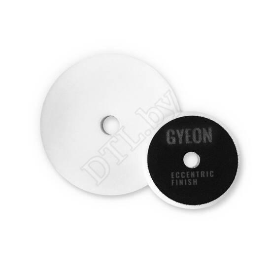 GYEON ECCENTRIC FINISH Полировальный круг эксцентрик финишный белый 80 х 20 мм (2 шт)
