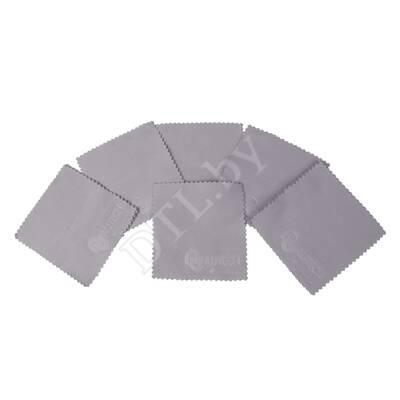 Салфетка для нанесения защитных составов 10*10 см серая