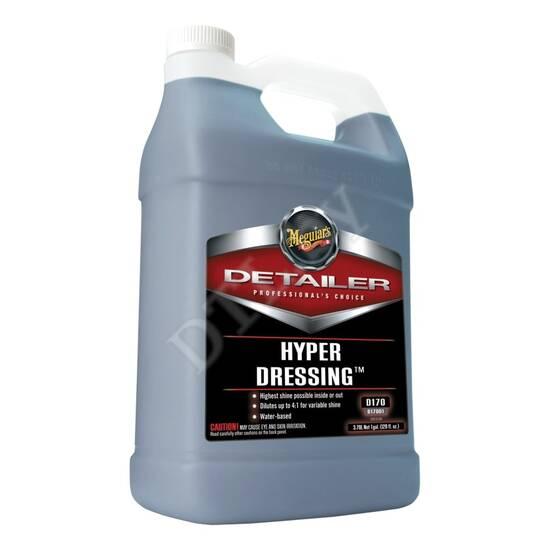 Средство для ухода за пластиком и винилом Detailer Hyper Dressing - 3.78 л.
