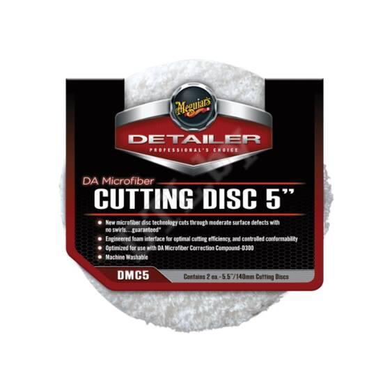 """Режущий диск DA Microfiber Cutting Disc 5"""" 140 мм Комплект 2 шт"""
