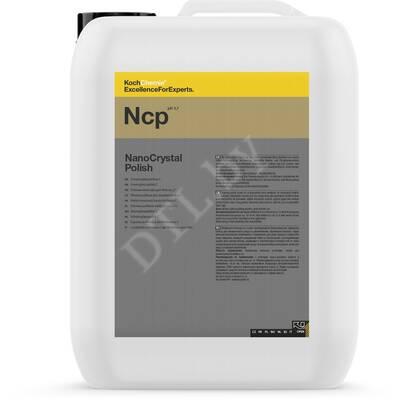 NanoCrystal Polish Пенная политура с гидрофильным эффектом Koch-Chemie 10 л