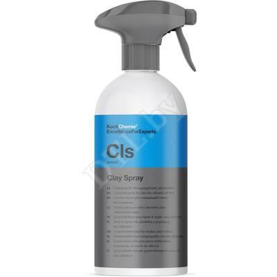 Clay Spray Лубрикант для глины и автоскрабов без силикона Koch-Chemie 500 мл