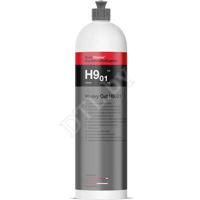 Heavy Cut H9.01 Крупнозернистая абразивная полировальная паста без силикона Koch-Chemie 1 л