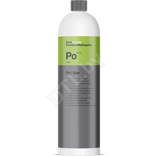 Pol Star Очиститель кожи, ткани и алькантары Koch-Chemie 1 л