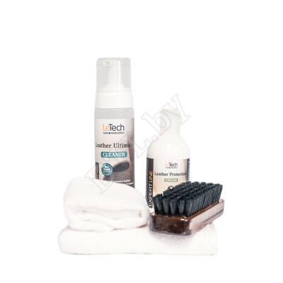 Набор для ухода за кожей Leather Care Kit