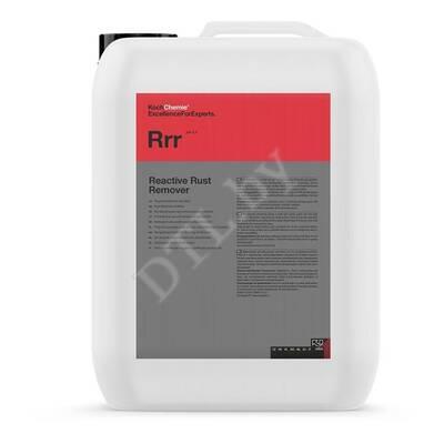 Reactive Rust Remover Бескислотный очиститель ржавого налёта Koch Chemie 11кг.
