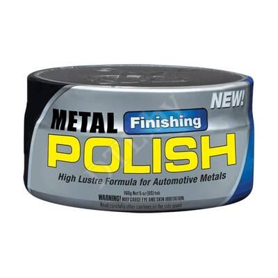 Финишный полироль для металла Metal Finishing Polish 148 мл