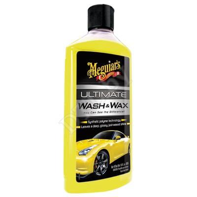 Автомобильный шампунь Ultimate Wash & Wax 473 мл