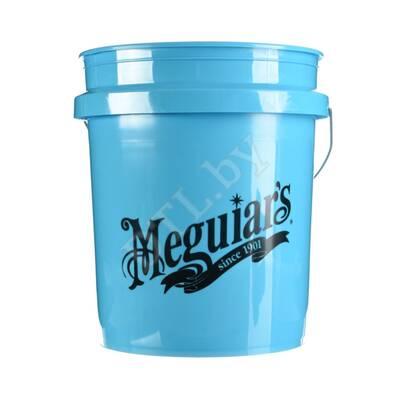 Ведро Meguiar's Hybrid Ceramic Blue 19 литров